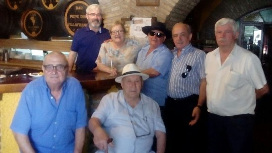 Villafranca De Cordoba, Spain: Buen dia de aperitivo