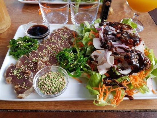 Le balian caf soustons restaurantbeoordelingen for Restaurant soustons