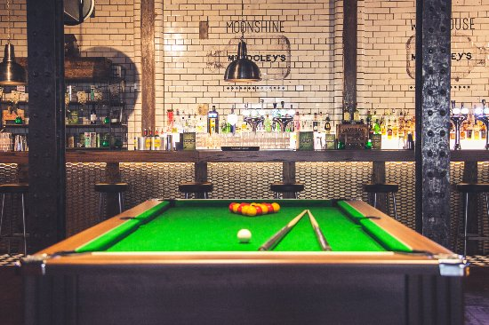 Pool Tables Picture Of Mccooley 39 S Liverpool Tripadvisor