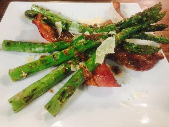 Danville, CA: Bacon Asparagus