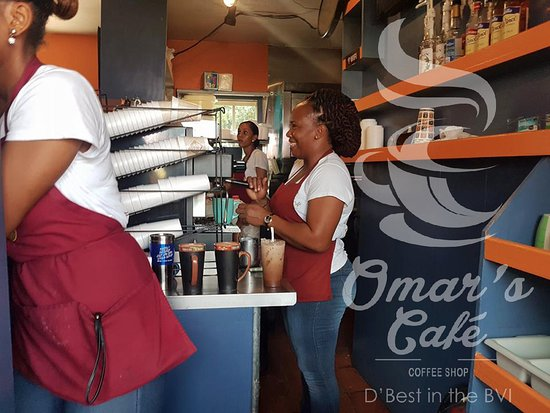 D Best Cup: Omar's Cafe - coffee Shop