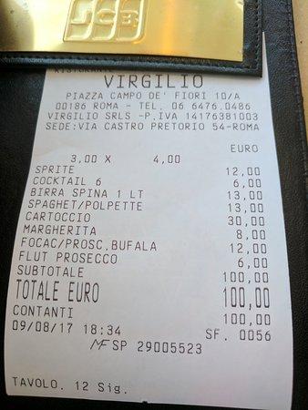 Fiori 10 Euro.Img 20170809 194151 Large Jpg Picture Of Virgilio Rome