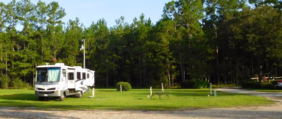 Townsend, GA: Camp sites