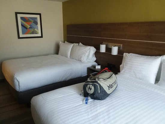 New - Review of Holiday Inn Express Fullerton, Fullerton, CA - TripAdvisor