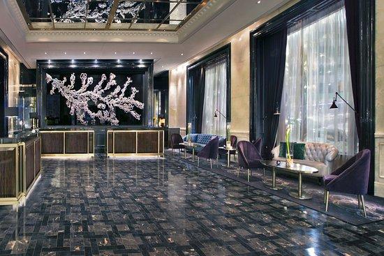 The Adelaide Hotel, Toronto: Lobby