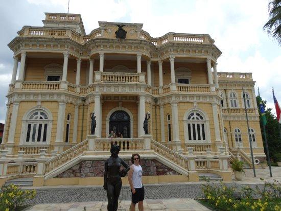 Palacio Rio Negro : Palácio do Rio Negro