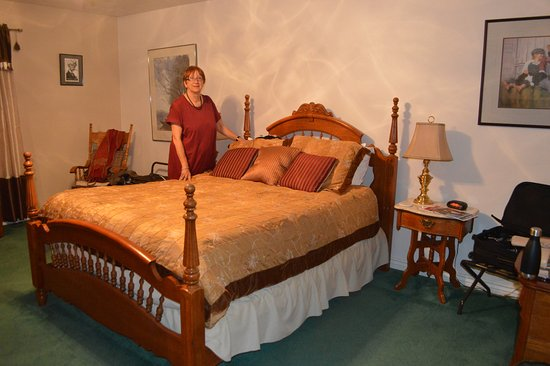 Novel House Inn at Zion: room at the ground floor