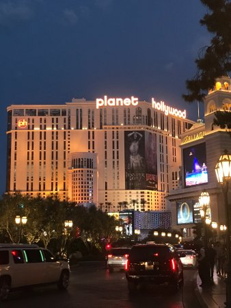 Planet hollywood casino phone number