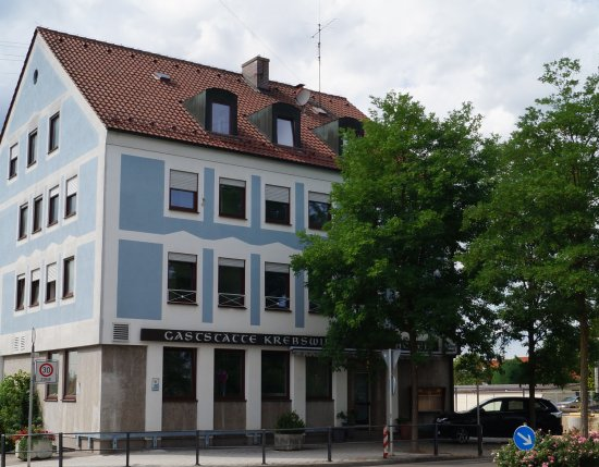 Bobingen, Deutschland: Gasthof Hotel Krebs
