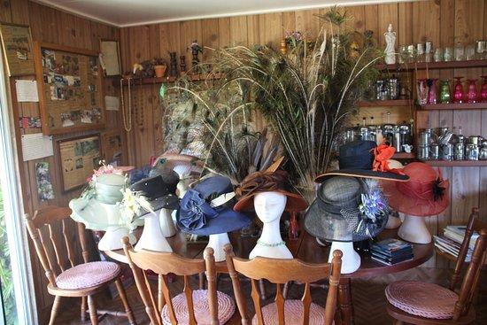 Eungella, Avustralya: very personal decoration