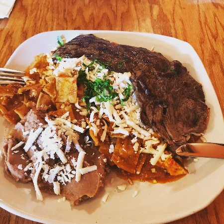 47f54a3c2b05 Amazing chilaquiles and cafe de olla - Picture of La Catedral Cafe ...
