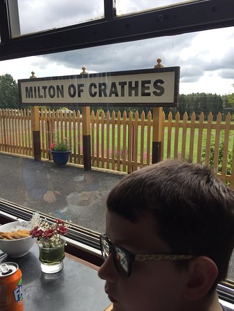 Milton of Crathes Station: photo1.jpg