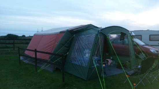Lydd, UK: Peaceful Camping