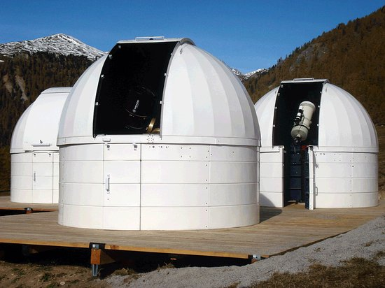 Alpine Astrovillage