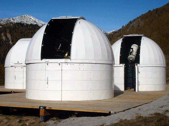 Alpine Astrovillage