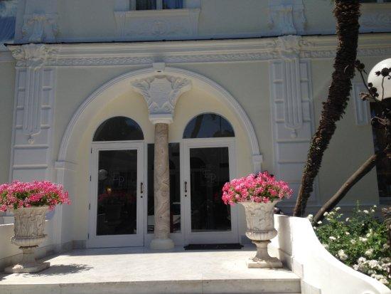 Luxury Villa Excelsior Parco: Entrada Social