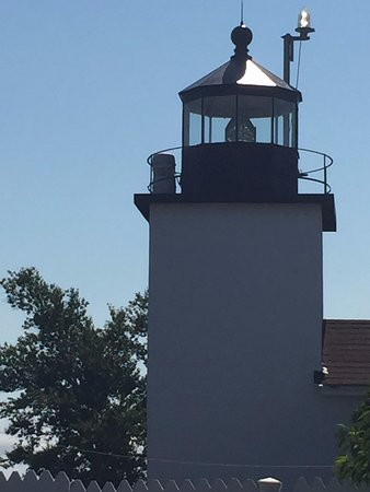 Stockton Springs, เมน: Light house