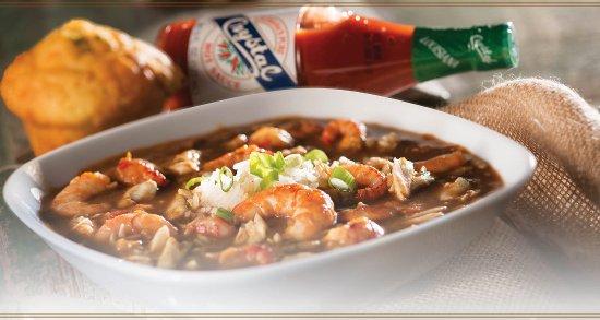 Seafood Gumbo Picture Of Orleans Seafood Kitchen Katy Tripadvisor