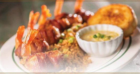 Shrimp Brochette Foto De Orleans Seafood Kitchen Katy Tripadvisor