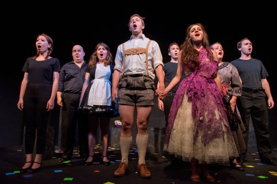 Third Avenue Playhouse (TAP) : The cast of CANDIDE
