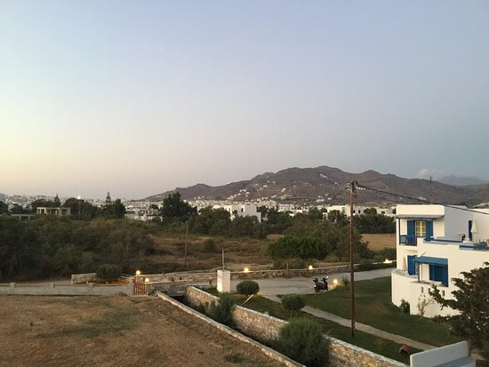 Excellent Cycladic stay