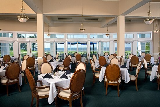 Hertford, NC: Clubhouse Main Dining Room