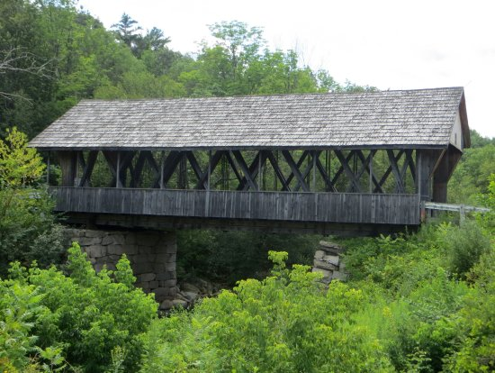 ‪Packard Bell Covered Bridge‬