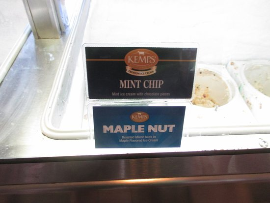 Brainerd, MN: Maple Nut