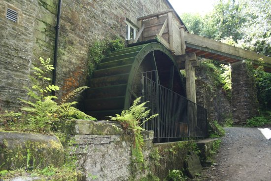 St Dominick, UK: Old Mill