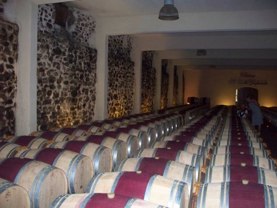 Boutenac, Prancis: The cellars
