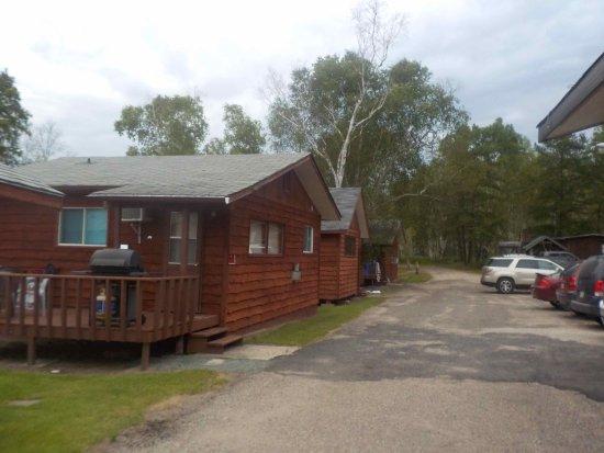 West Hawk Lake, Canadá: Cabins