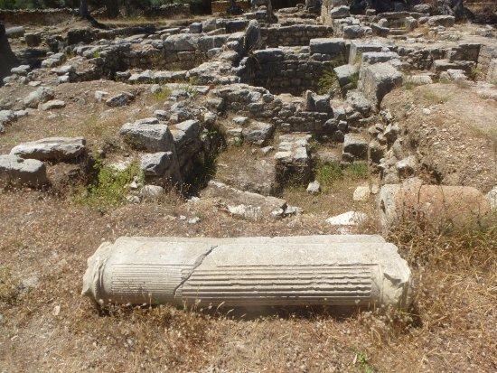 Eleutherna: Acropolis