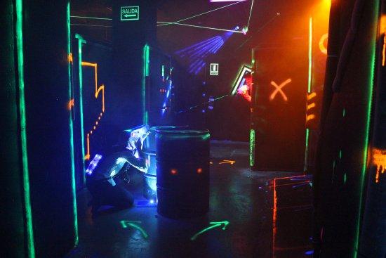 Lasergune
