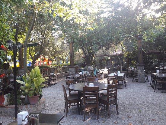 Cinbal Restaurant: hoş bir yer