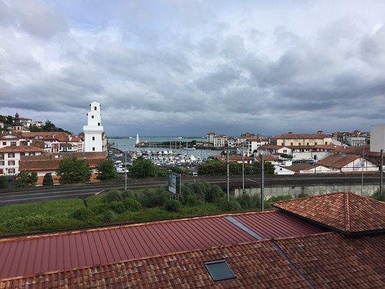Ibis Budget Ciboure Saint-Jean-de-Luz: sea view