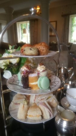 Humshaugh, UK: Afternoon tea