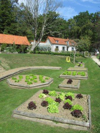 Varengeville-sur-Mer, Fransa: Le jardin