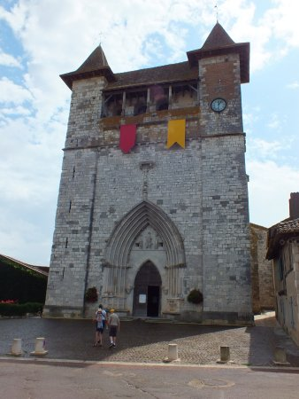 Villereal, Frankrijk: Eglise de Villeréal