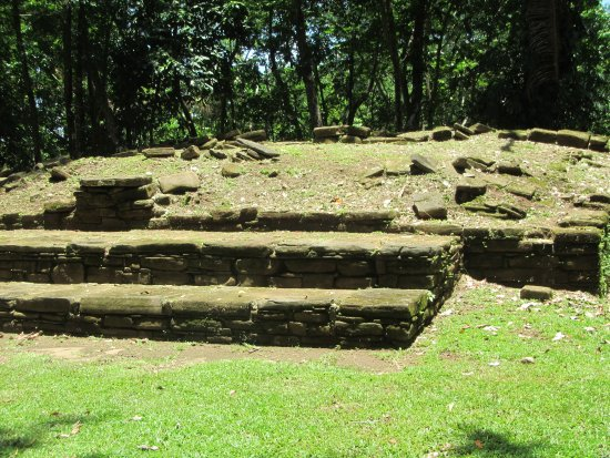 Toledo District, Belize: another structure