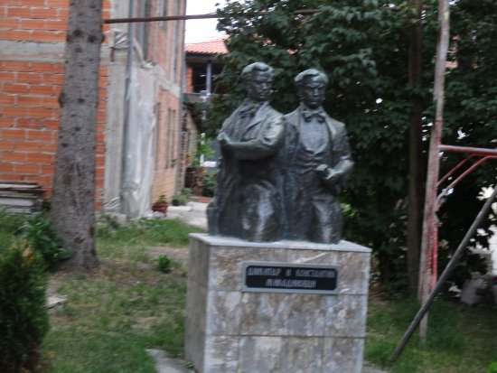 Struga, Republika Macedonii: Miladinov Brothers memorial house
