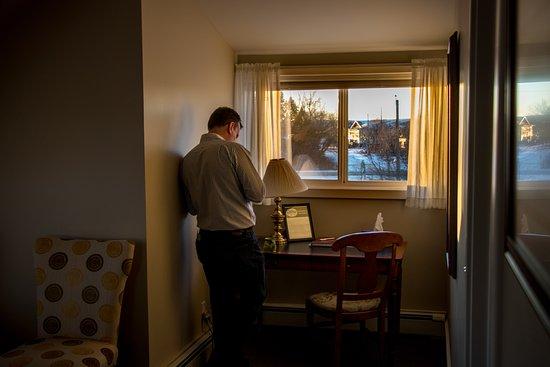 Rosebud, Καναδάς: Room 10.