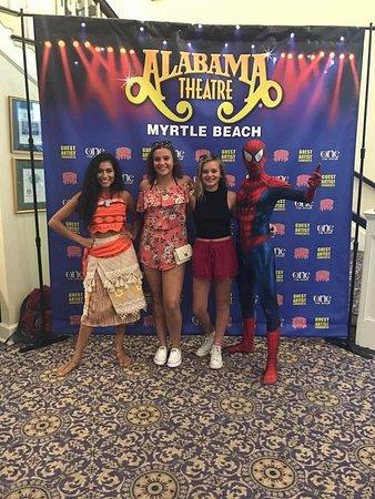 Alabama theater myrtle beach sc coupons