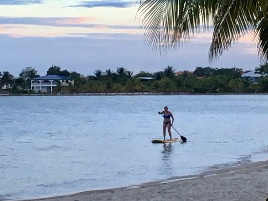 Chabil Mar: Free paddle board access