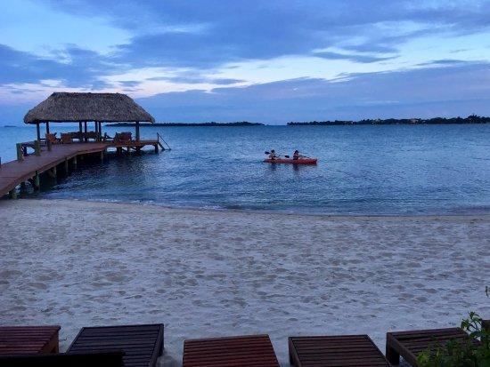 Chabil Mar: Free kayak access