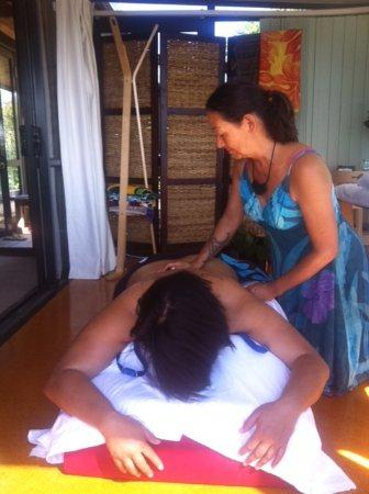 Haputanga -pregnancy massage