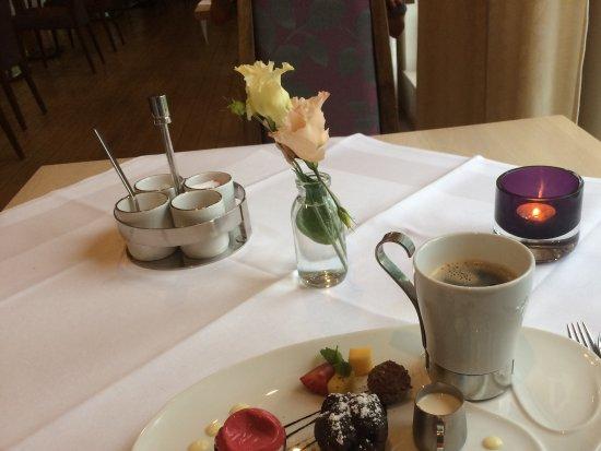Kur- und Wellnesshaus Spree Balance: Café Gourmand