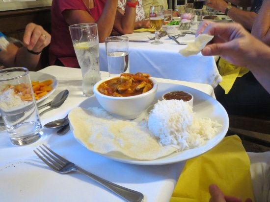 The Royal at Dockray: Curry