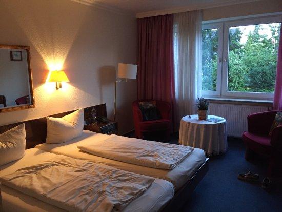 Kleines gemütliches Hotel am Rand Hamburgs
