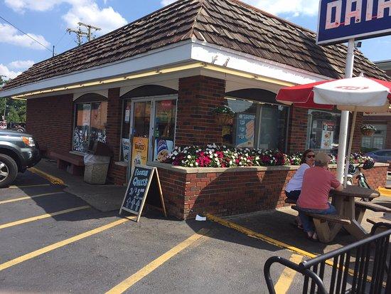 Worthington, OH: Summer day on the patio