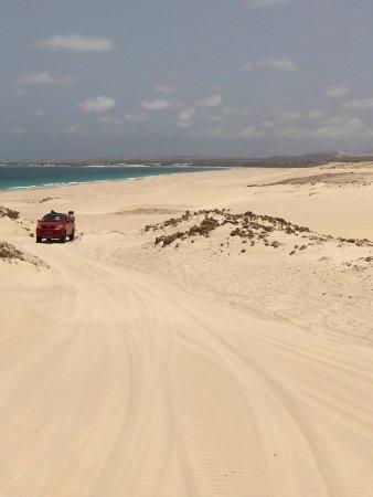 SAL Rei, Cap Vert : Inseltouren mit CaboKaiTours